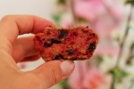 Beetroot muffins_7